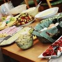 Brunch version potluck ! - Mardi 16 avril 11:00-14:00